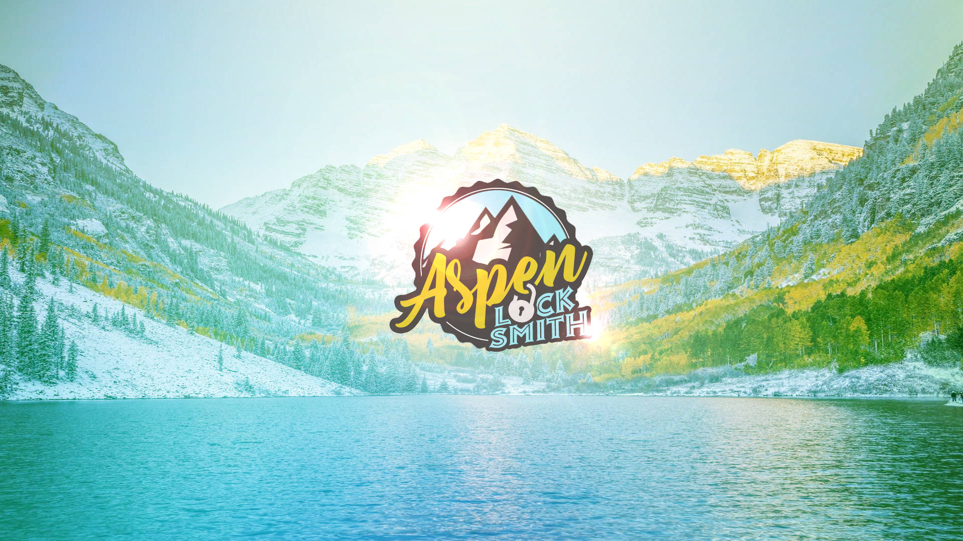Aspen Locksmith Logo